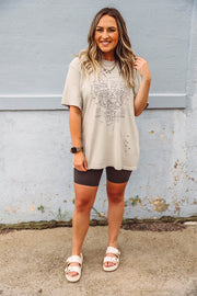 Bethany Camo Pullover-Brown-Extended Sizes