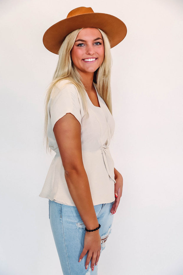 Henry Sweater-Ivory/Pink-Extended Sizes