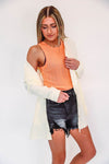 Becca Top-Navy-Extended Sizes