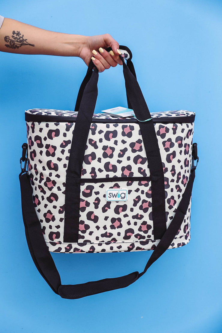 Braxton Striped Top-Ivory/Black-Extended Sizes