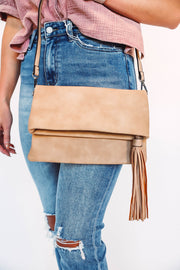 Color Block Oblong Scarf - IKT Boutique