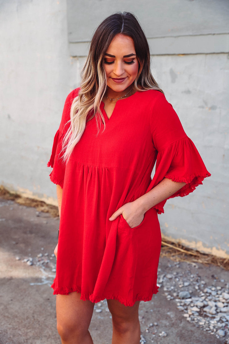 Warm Me Up Tunic-Camel