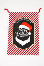 The Merry Christmas Santa Sack