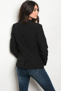 Black Blazer Jacket