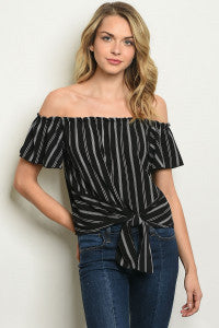 Stripe OTS Top