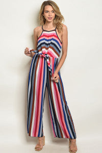 Rainbow Twist Jumpsuit