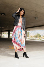 The Big Swirl Maxi Dress