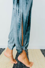 Beach Streak Pants In Navy