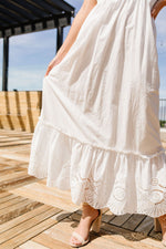 Beach Wedding Maxi Dress