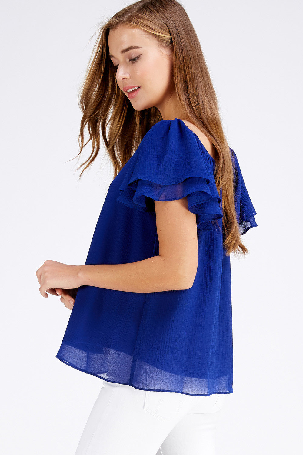 Brooke Top - Royal