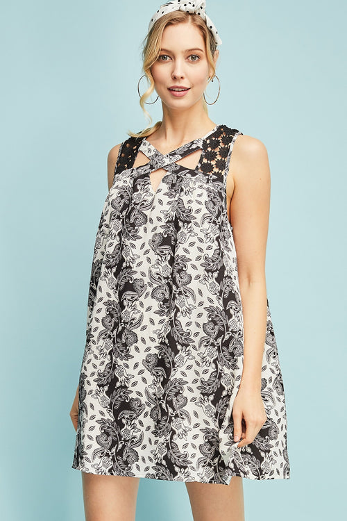 Hampton Dress - Black