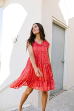 Layered Delight Dress