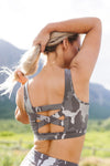 Metal Of Honor Camo Sports Bra