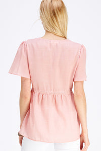 Tony Blouse - Rose