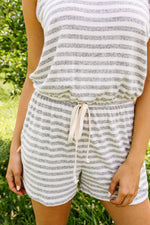 Under The Boardwalk Romper