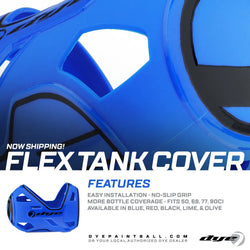 Dye Flex Tank covers