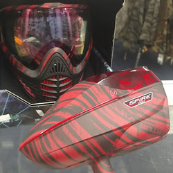 Virtue Contour and Spire 260 package Red