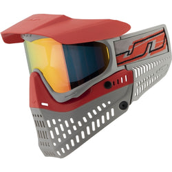 JT PRO-FLEX LE Red/Gray with Prizm Thermal Lens