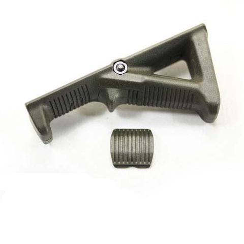MAGPUL PTS AFG2 ANGLED FORWARD GRIP (OLIVE DRAB)