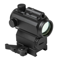 NCSTAR Red/Blue Dot sight with Integrated Green Laser VDBRGLB