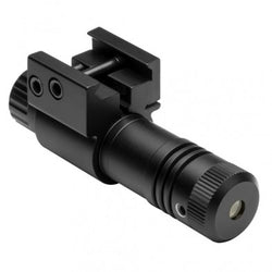 NCSTAR Green Laser with Weaver Type Mount A2PRLSG