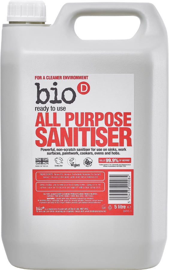Bio D Surface Sanitizer 100ml