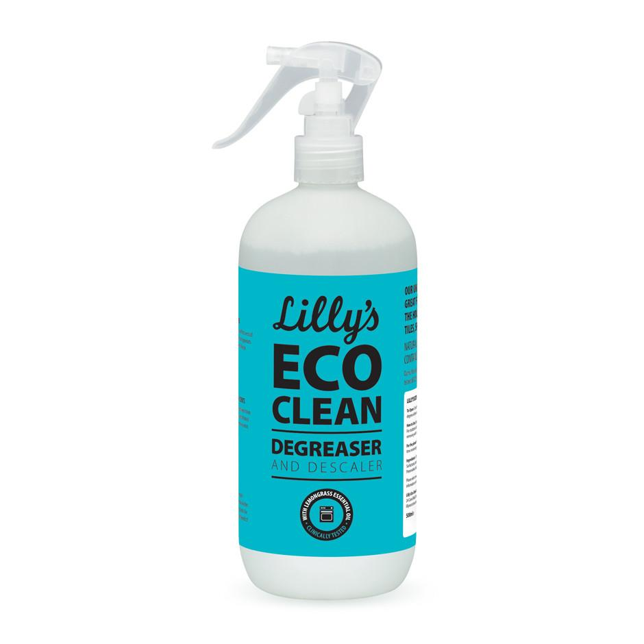 Lilly's Eco Clean Degreaser & Descaler 100ml REFILL