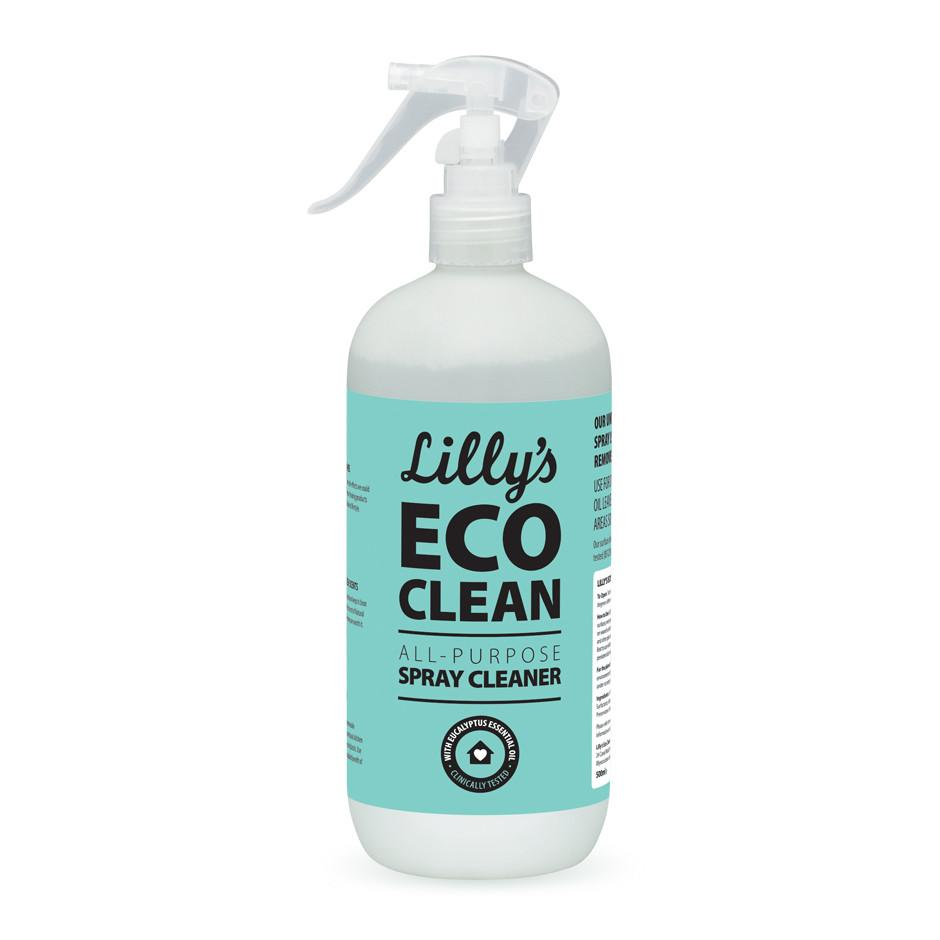 Lilly's Eco CLean  All Purpose Spray Cleaner Eucalyptus 100ml REFILL