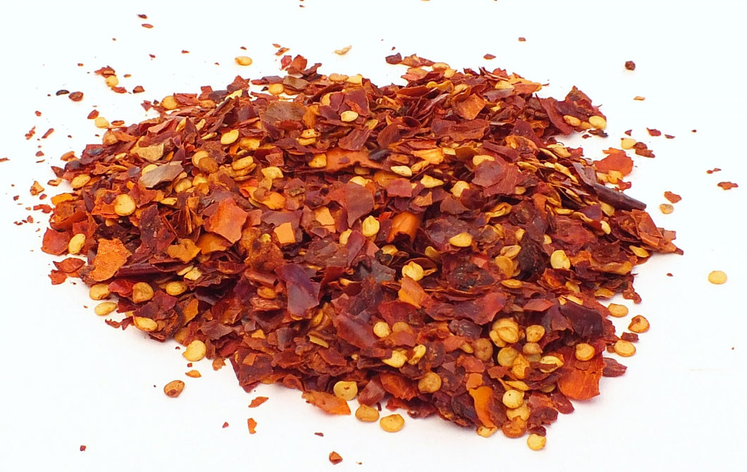 Hot Chilli Flakes 10g