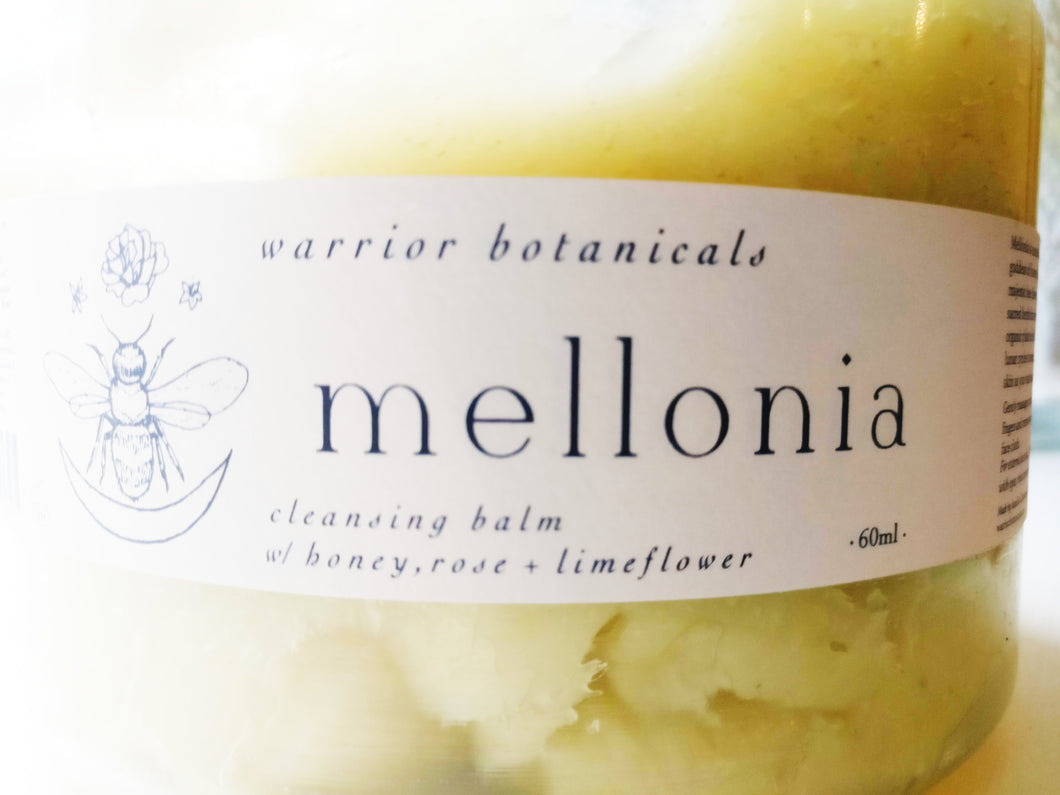 Warrior Mellonia Cleansing Balm 10g