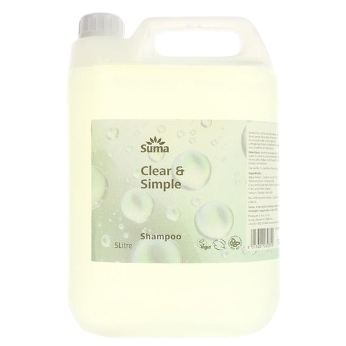 Suma Clear & Simple Shampoo 100ml
