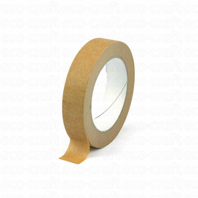 Brown Paper Tape 2.5cm x 50m