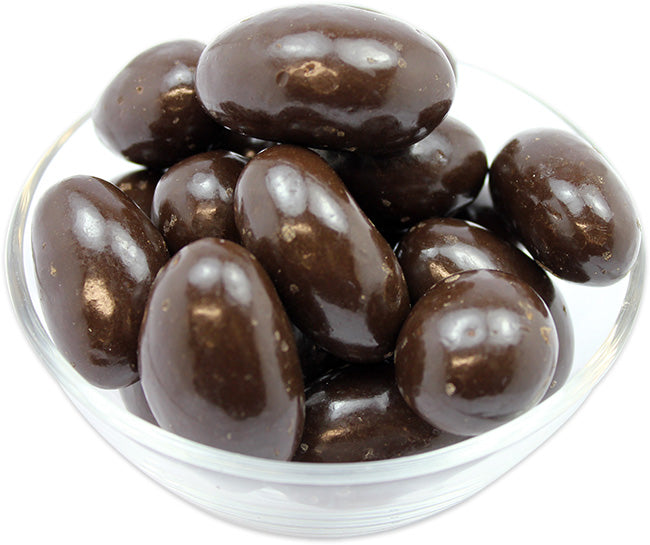 Dark Chocolate Covered Brazil Nuts 100g