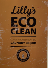 Lilly's Eco Clean Non Bio Laundry Orange Blossom 100ml REFILL