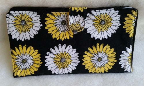 Bright Wallet with Bright Summer Colors - Purse with Matching Clutch and Save $5.00