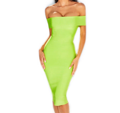 Bonita Bandage Lime Green