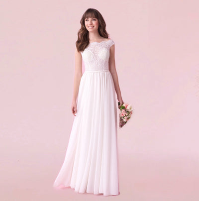 Bonita Bridal - Off- Shoulder