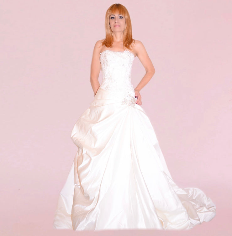 Bonita Bridal - Strapless Dress