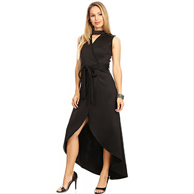 Bonita Casual By Karen T Designs High-Low Dress