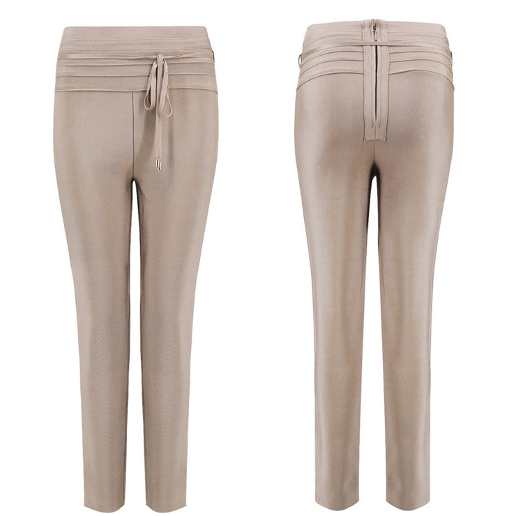 Bonita Bandage High Waist Pants