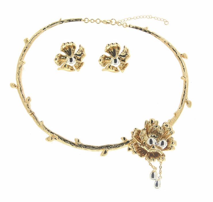 Bonita Jewels Gold Plated Set