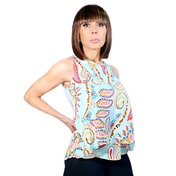 Bonita's Closet Short Sleeve Top