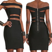 Bonita Bandage Slim Fit With Straps