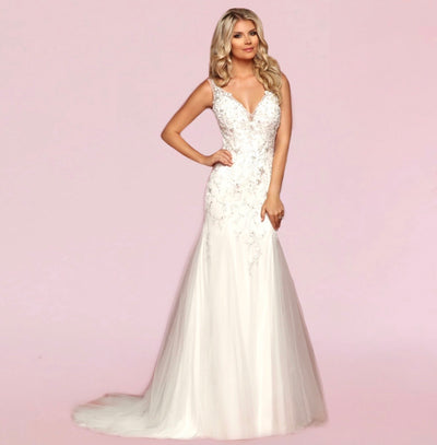 Bonita Bridal - Mermaid Bridal Gown