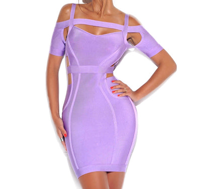 Bonita Bandage Slim Mini Dress