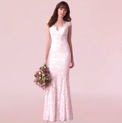 Bonita  Bridal - Allover Lace Bridal Gown