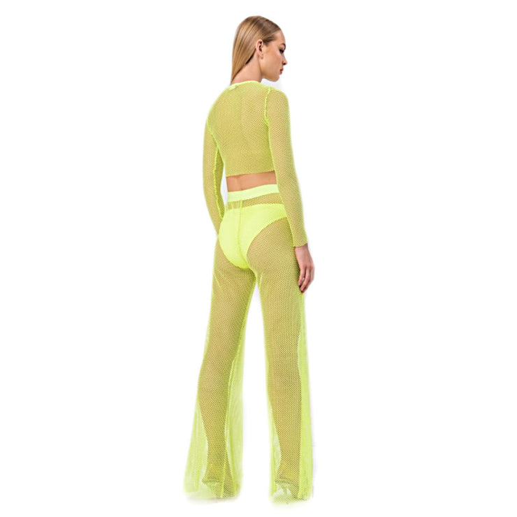 Bonita Resort By Kikiriki 2pc Lime Green