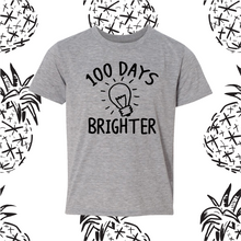 Load image into Gallery viewer, 100 Days Youth Tee