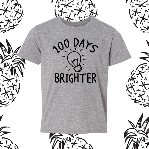 100 Days Youth Tee
