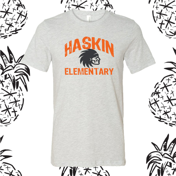 Haskin Indian Head Tee
